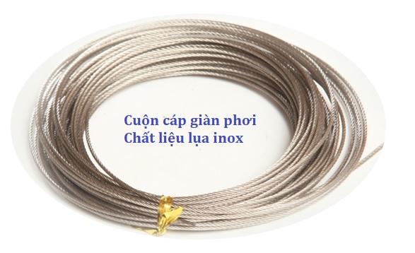 Tổng kho giàn phơi thông minh giá rẻ  H-009 đồng đỏ tại Hà Nội