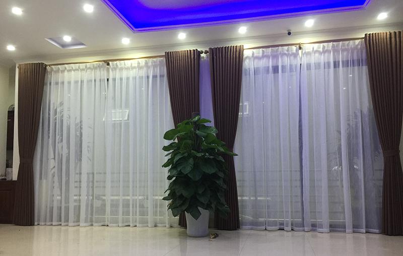 Rèm vải cản nhiệt tại Tây Hồ Hà Nội 0975 765 295