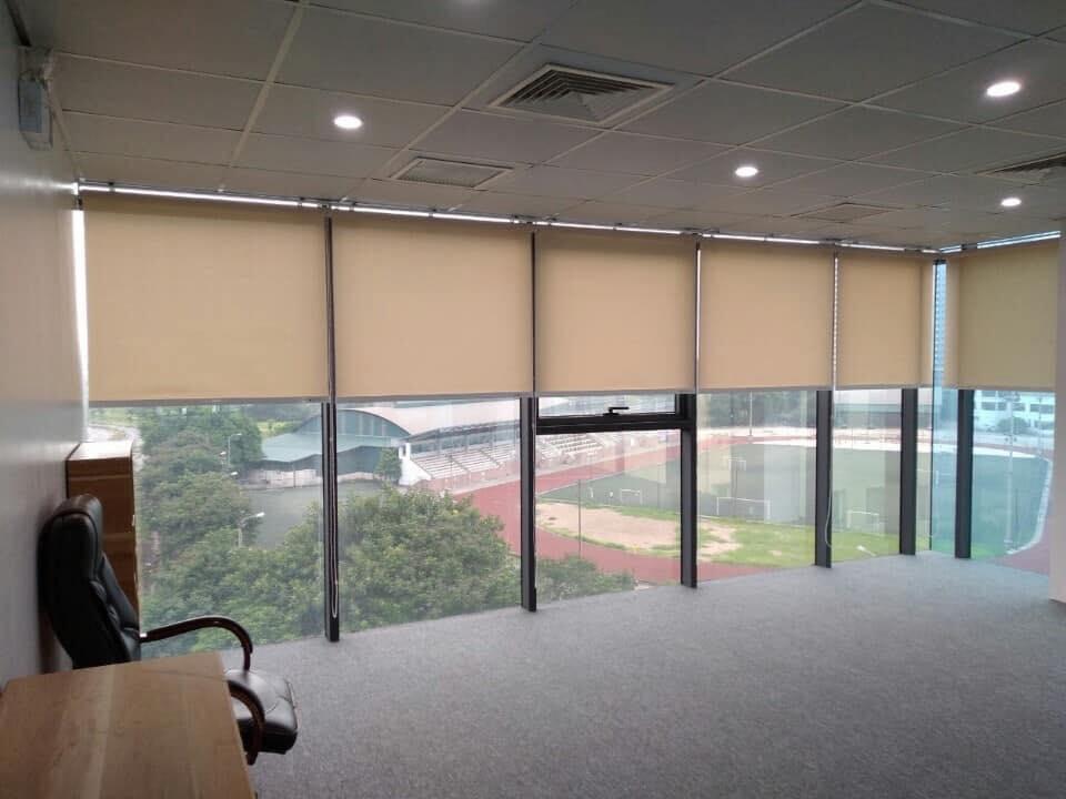 Rèm cuốn văn phòng tại Sóc Sơn Hà Nội 0975 765 295