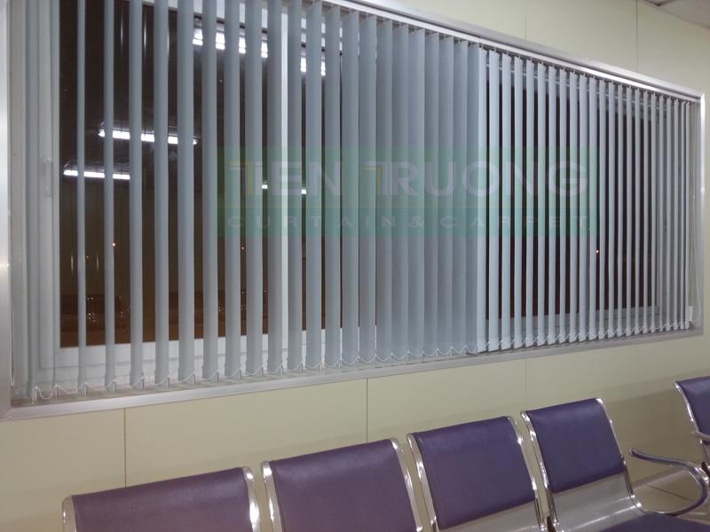 Rèm lá dọc văn phòng tại Yên Sở Hoàng Mai Hà Nội 0975 765 295