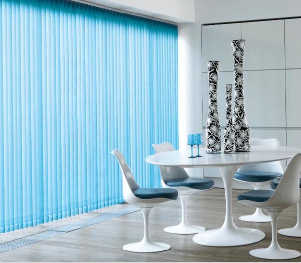 Những lưu ý khi sử dụng rèm lá dọc văn phòng tại Thanh Trì Hà Nội