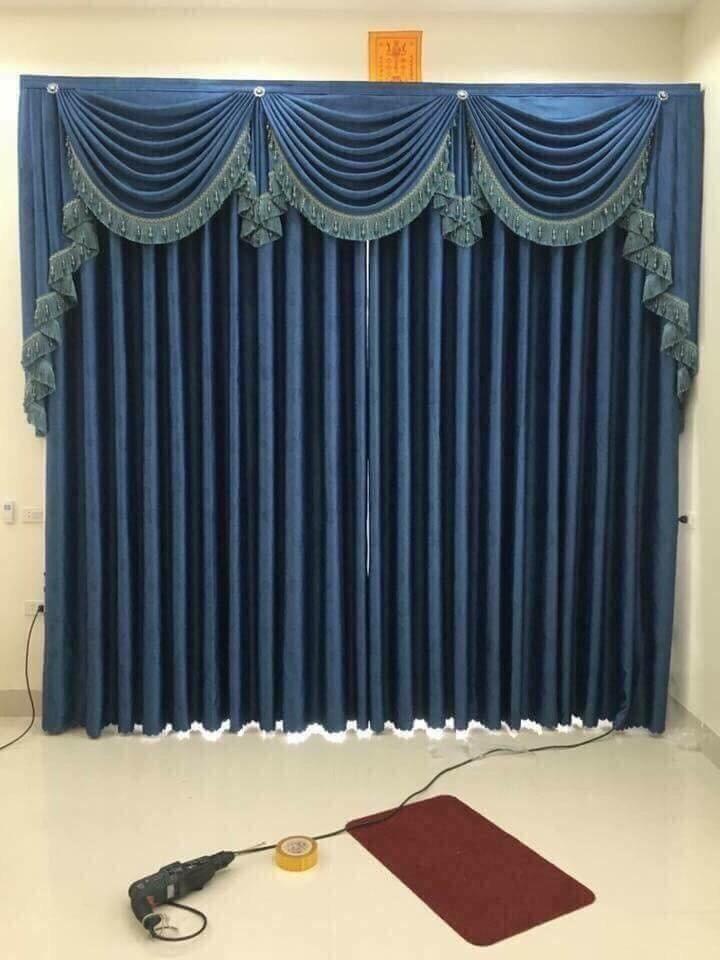 Rèm vải cao cấp tại Long Biên Hà Nội 0975 765 295