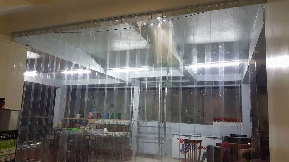 Địa chỉ mua rèm ngăn lạnh uy tín giá rẻ tại Hà Nội  NL05