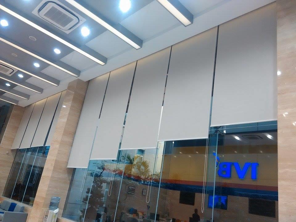 Rèm Cuốn Văn Phòng Giá Rẻ Tại Hà Nội SK0612