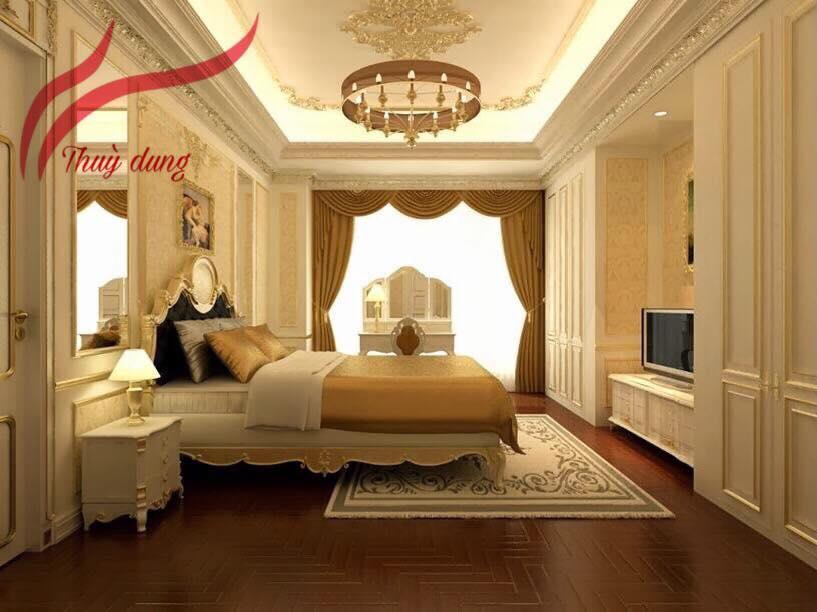 Rèm Cửa Khách Sạn SK874