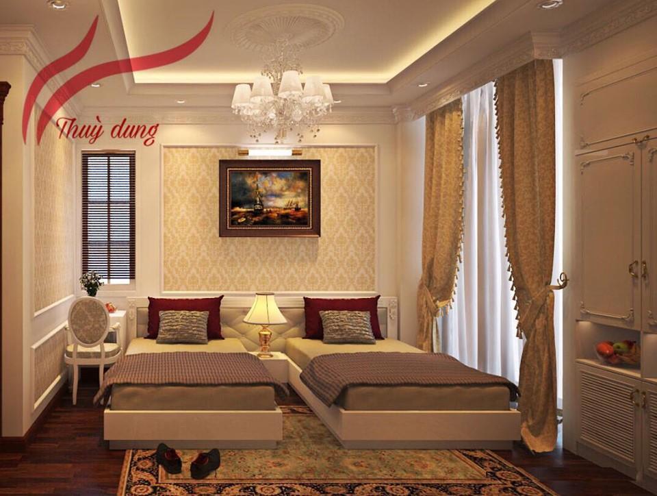 Rèm Cửa Khách Sạn  SKU00870
