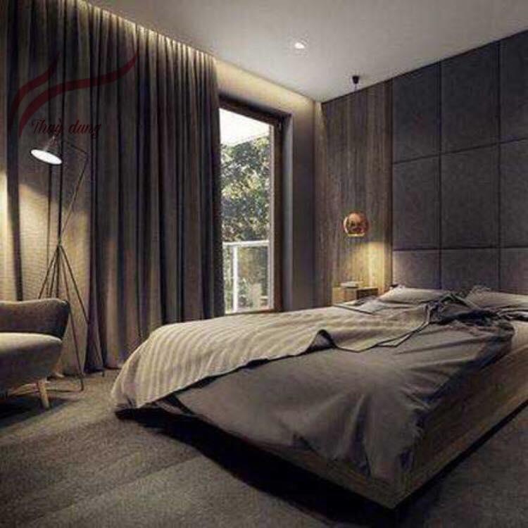 Rèm Cửa Phòng Ngủ Theo Phong Thủy SK930