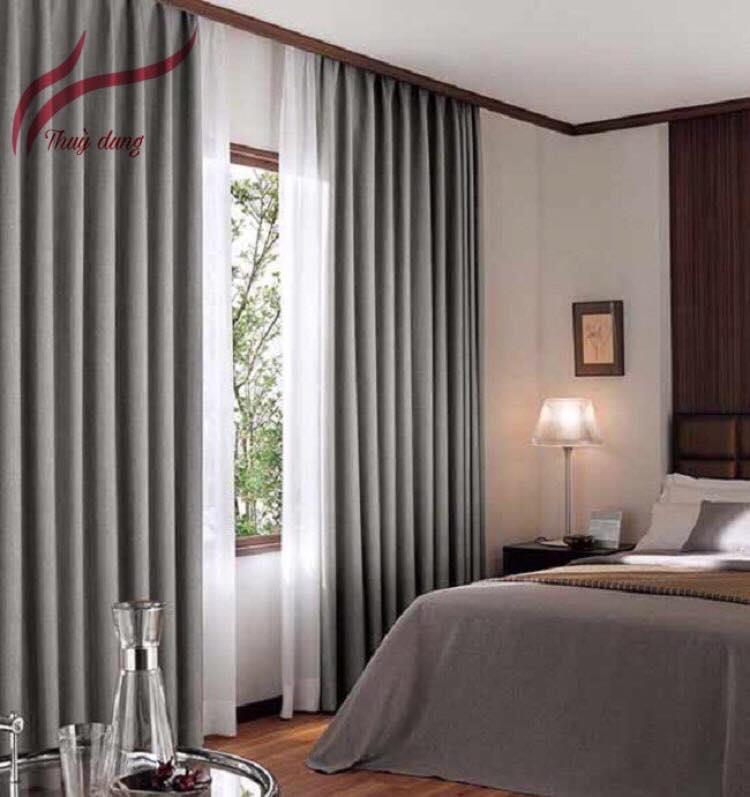 Một Số Lưu Ý Khi Sử Dụng Rèm Phòng Ngủ Tại Hà Nội SK922