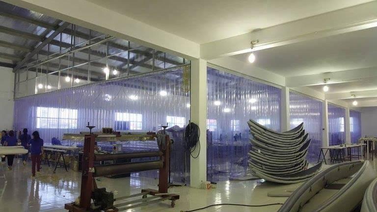 Những lưu ý khi sử dụng rèm ngăn lạnh tại Hà Nội  NL06