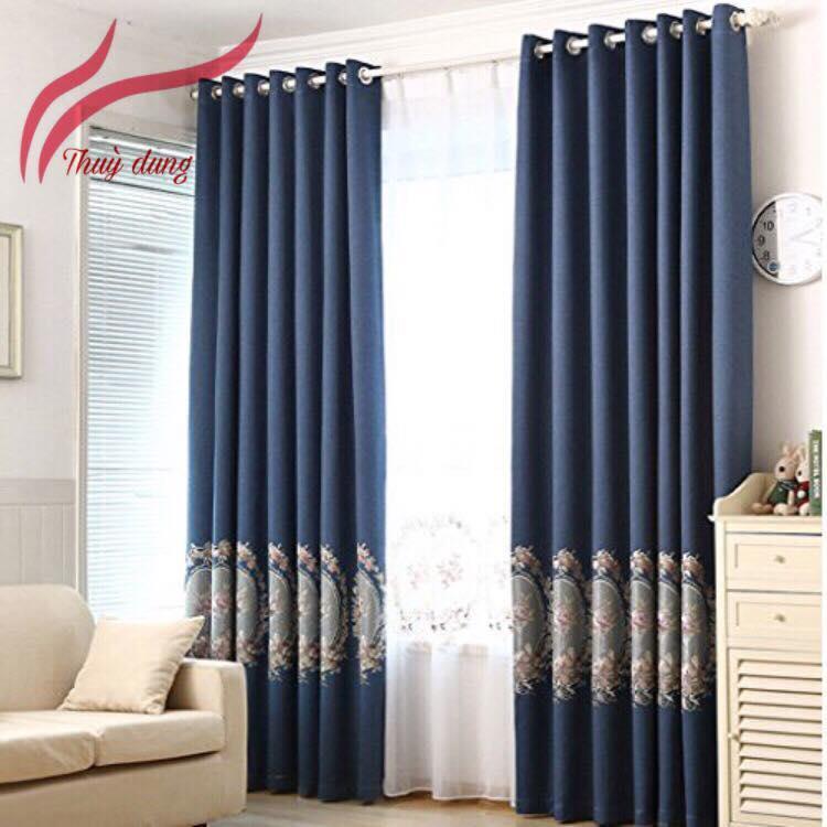 Một số lưu ý quan trọng khi sử dụng rèm cửa biệt thự 0975765295 SK105