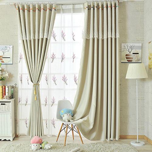 Rèm vải 1 màu tại Hà Đông Hà Nội 0975 765 295 SK510